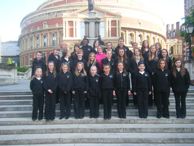Royal Albert Hall Team